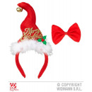 wholesale Toys: MINI CHRISTMAS HAT WITH BELLS AND FLY