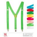 wholesale Belts: COLORED BRACES 8 colors assorted