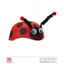 wholesale Toys:CAP LADYBIRD Felt