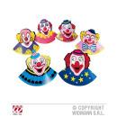 wholesale Toys:CLOWN HATS Set of 6