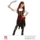 wholesale Erotic Clothing: PIRATE GIRL  (dress, corset, headband)