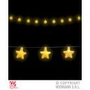 groothandel Lichtketting: STAR lichte keten  2,5 m - 10 lampjes - op Batte