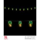 groothandel Lichtketting: PALM lichte keten  2,5 m - 10 lampjes - op slagman