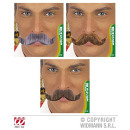 wholesale Toys: MUSTACHE DIPLOMAT  adhesive - sort in 3 colors .: