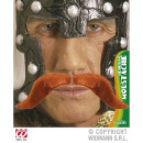 wholesale Toys: MUSTACHE VIKINGS adhesive - red