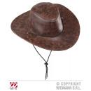 wholesale Toys: Tricorne COWBOY leatherette