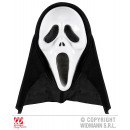 MASK WITH HOOD SCREAMING GHOST