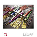 Großhandel Musikinstrumente: TROMPETE METALLISIERT 50 cm ca. - Farbsortiert