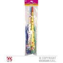 Großhandel Musikinstrumente: PAPIERTROMPETEN 50 cm ca. - Farbsortiert - 2er ...