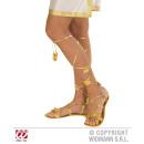 wholesale Shoes: GOLDEN SANDALS for  Greek, Roman, Egyptian,
