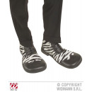 wholesale Toys: PARTY SHOES ZEBRA with rubber sole