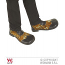 wholesale Toys: PARTY SHOES  LEOPARD with rubber sole