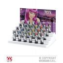 hurtownia Make-up: pomadka Display Pudełko 6 ml - tyłek w 8 kolorach: