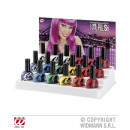 mayorista Esmalte de uñas: UÑAS Expositor Box 7 ml - clase. en 8 colores