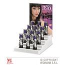 hurtownia Make-up: 12 FIOLETOWYCH POMADEK 6 ml - w pudełku