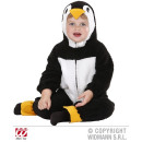 PENGUIN FUZZY (jumpsuit with hood) in 2 sizes sor
