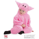 PIG FUZZY (jumpsuit with hood) in 2 sizes