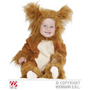 LION FUZZY (jumpsuit with hood) in 2 sizes sort.