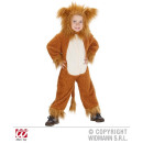 LION FUZZY (Jumpsuit with hood)