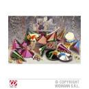 wholesale Toys: CONES METALLISIERT  MEDIUM exhibitors - sort