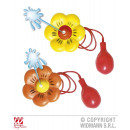 wholesale Garden playground equipment: MAXI INJECTION  FLOWER sort in red and yellow.