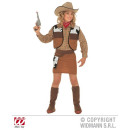 ingrosso Gonne: COWGIRL WESTERN  (camicia, gilet, gonna, cintura co