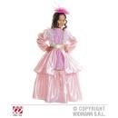 LITTLE ROSE LADY (jurk met petticoat, riem,