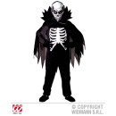 wholesale Toys: CREEPY SKELETON  (costume, cape with collar M