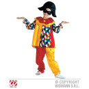 wholesale Toys: HARLEQUIN (Coat  with collar, trousers, hat, mask)