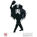 wholesale Toys: SCHRECK SKELETON  (Coat, cape with collar, mask)