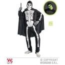 wholesale Toys: OPERA SKELETON  (costume, gloves, cape, neon M