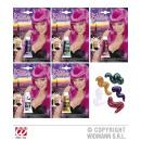 wholesale Make up: GLITZER SCHMINKE in Tube - 5 colors assorted