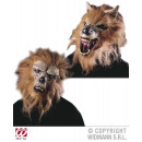 wholesale Toys: HALF MASK WEREWOLF  WITH FUR AND HAIR in 2 models