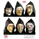wholesale Toys: MASK BRIGHT-EYED, HOOD HAIR in