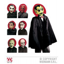 wholesale Toys: MASK WITH COLLAR  AND CAPE in 6 models sort.