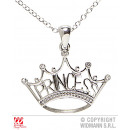 wholesale Jewelry & Watches: NECKLACE WITH PRINCESS CROWN