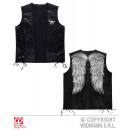 wholesale Coats & Jackets: VEST WEST COAST RIDERS leather look