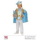 groothandel Speelgoed: DREAM PRINCE (jas met cape, broek, riem, hoed)