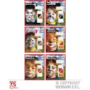 wholesale Make up: TIER SCHMINKE sort. in 6 models