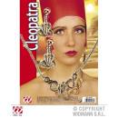 Großhandel Ketten: KLEOPATRA Set (Halskette, Ohrringe)