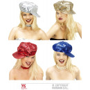 wholesale Toys: SHINING FASHION  HAT, made of  PAILLETTE in 4 ...