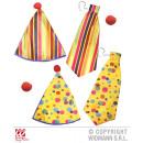 wholesale Toys: CLOWN dress- up-  set (hat, Maxi tie, nose) so