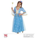 PRINCIPESSA BLU CHIARO (vestito con gonna luminosa