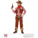 wholesale Toys: COWBOY (shirt,  vest, trousers, belt, halter cloth)