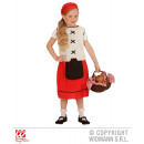 wholesale Childrens & Baby Clothing: FARM GIRLS (vest, skirt with bag, headscarf)