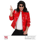 wholesale Coats & Jackets: POP STAR JACKET WITH ZIPPER made of vinyl