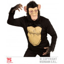 wholesale Pullover & Sweatshirts: CHIMPANZE (sweater with plush hair, mask with plus