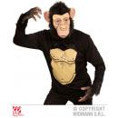 Großhandel Pullover & Sweatshirts: SCHIMPANSE (Pullover mit Plüschhaar, Maske ...