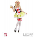 wholesale Childrens & Baby Clothing: BAYRIC BEER GIRL (dress, hair clips with sc