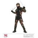 wholesale Trousers: SOLDIER NINJA  (Coat with hood and belts, pants wit